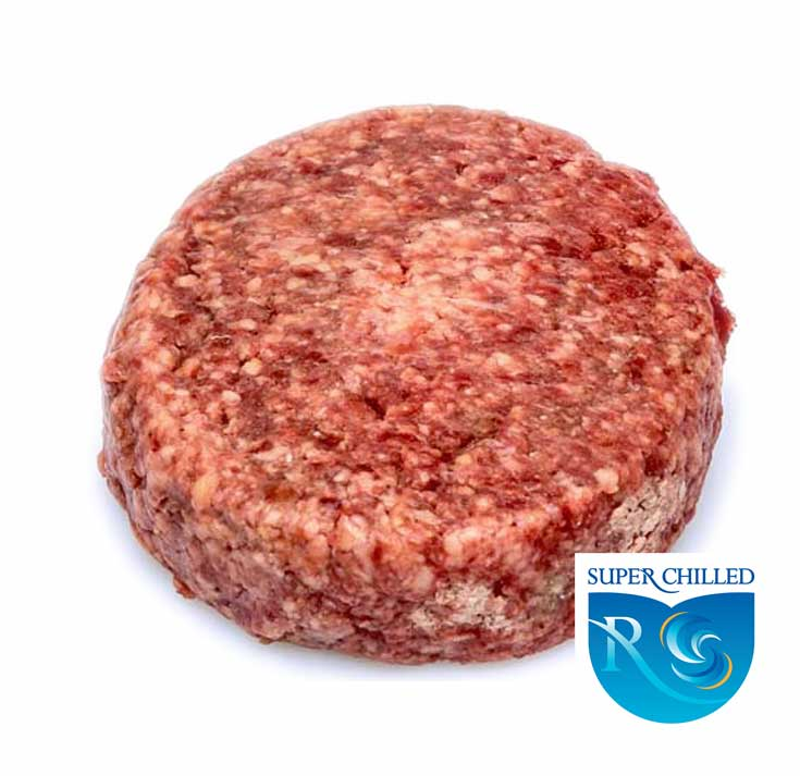Butcher-style Burger